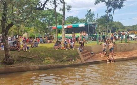 El Festival del balneario en Corpus  será el 19 y 20 de enero