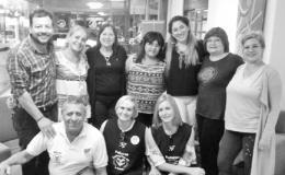 Área Social del Hotel del IPS recibe colaboración de la Fundación Pelucas Solidarias para asistir a pacientes oncológicos